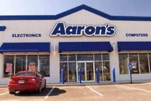 Aaron's names Ryan Woo...