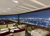 Al Dawaar rotating restaurant