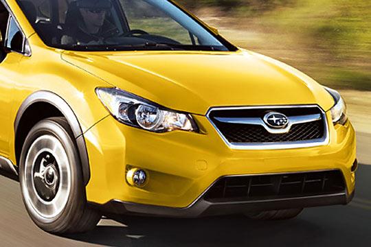Subaru 2015 XV Crosstrek Special Edition