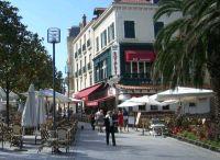 Biarritz street