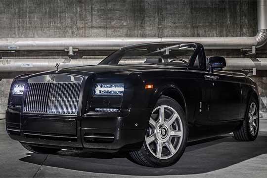 Rolls-Royce Nighthawk