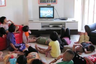 Children TV ads