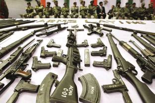 India weapons