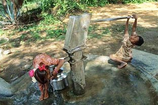 Water India