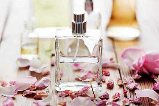 Counterfeit perfume