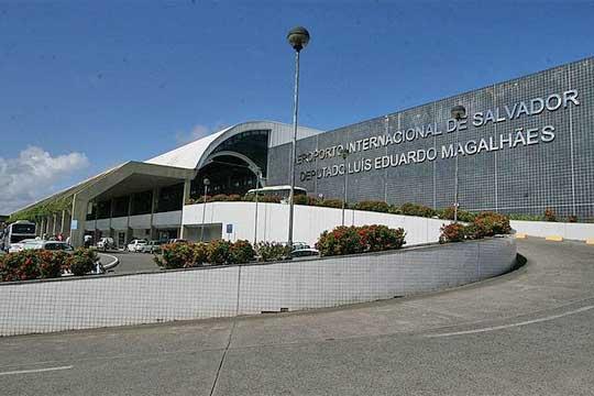 Salvador airport
