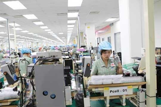 Vietnam phones factory