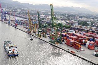 Brazil port