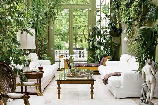 Make Indoor Garden The art of indoor gardens if you live in an apartment or dont have enough space outside to make a garden you can invite the garden inside from plants in pots to elaborated workwithnaturefo