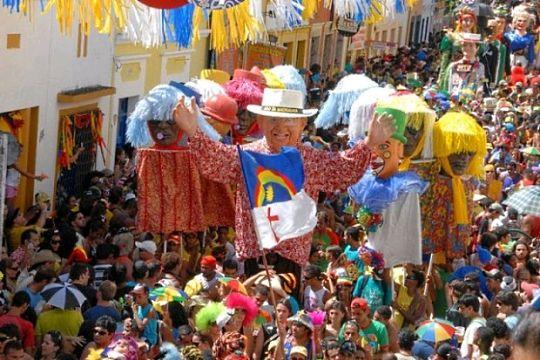 Recife carnaval