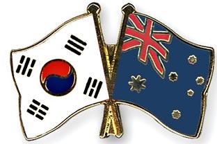 South Korea Australia