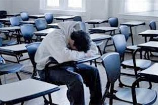 Teens stress