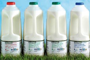 Tesco milk