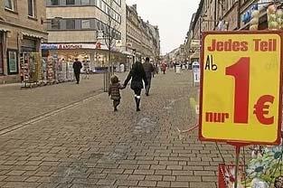 Germany shopping