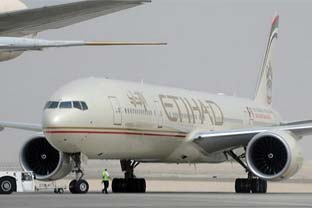 Middle East airline travel