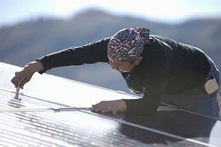 New clean energy jobs