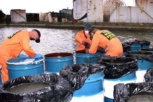Orica toxic waste