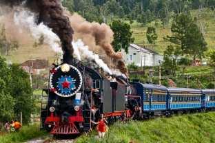 Tran Siberian railway