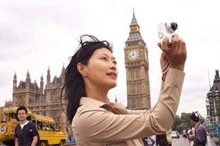 UK tourists