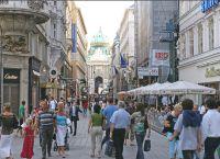 Kohlmarkt street