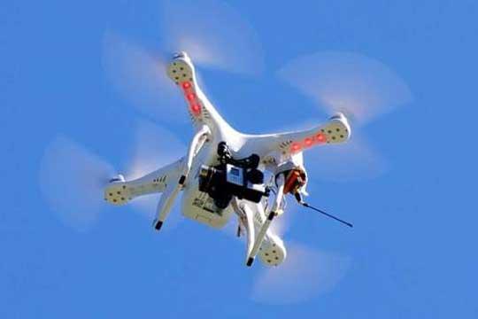 Rome drones