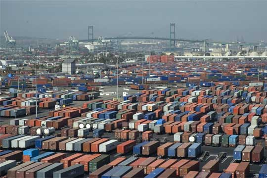 US trade deficit