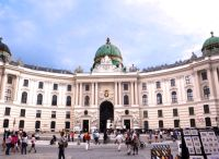 Vienna Hofburg imperial palace