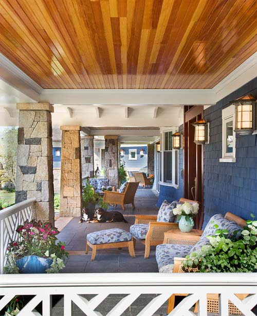 Porch In Accord With Your Life Style