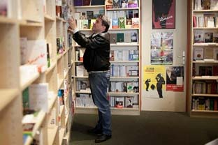France bookstore