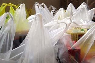 France plastic bags