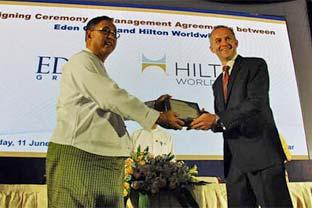 Hilton Myanmar