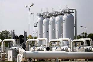 India natural gas