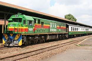 Rwanda Uganda railway