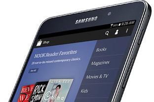 Samsung Barnes Noble