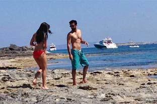 Spain tourists