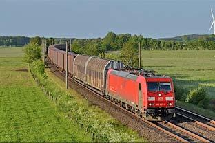 Volvo Train 8