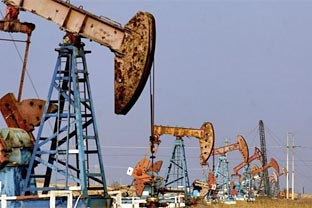 Libra deepwater oil field