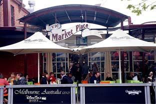 Australia street market