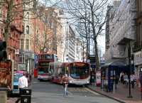 Birmingham streets