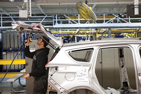 Brazil auto industry