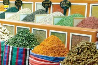 Egypt street market