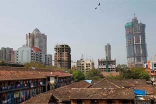 India skyscraper