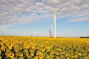 Nordex wind farms