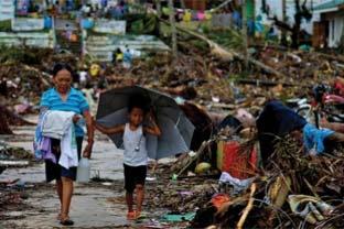 Philippines Haiyan
