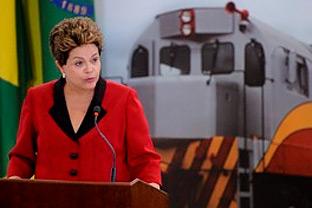 Brazil bullet train