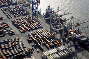 Germany port