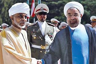 Iran Oman
