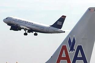 US Airways AMR merger