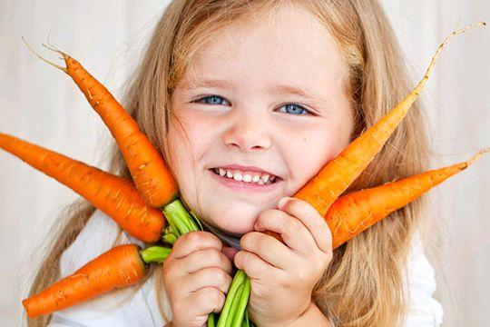 Children diet