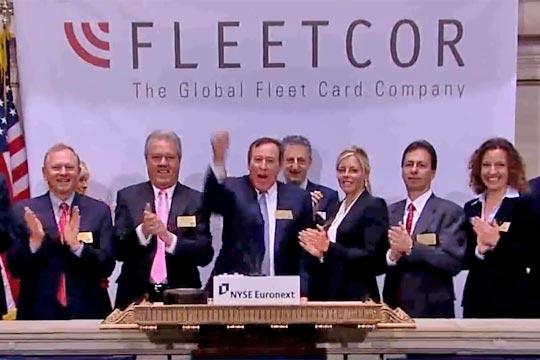Fleetcor Technologies to buy Cambridge Global Payments